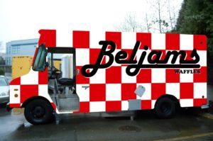 Ballistic Beer Food Truck