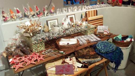 winter artisan fair