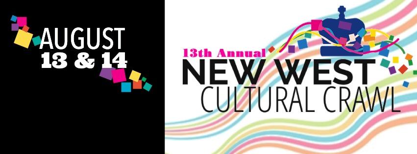 13th annual new west culture crawl