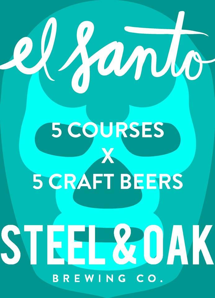 el santo and steel and oak