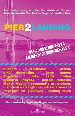pier to landing