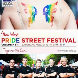 New West Pride Street Festival