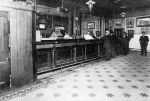 New West Fraser Hotel bar [ca.1900]