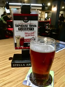 Taphouse Trivia Tuesdays