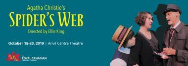 Agatha Christie's Spider's Web