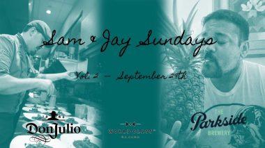 El Santo Sam & Jay Sundays Vol. 2