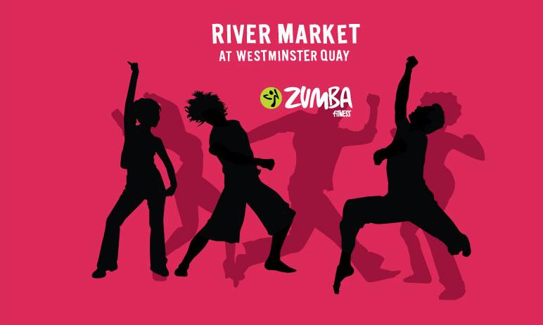 Zumba at River Market