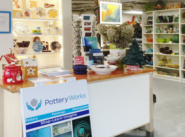 pottery works victoria